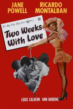 Best Music Movies of 1950 : Two Weeks with Love