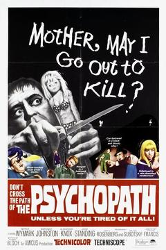 Best Mystery Movies of 1966 : The Psychopath
