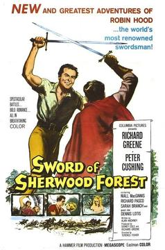 Best Fantasy Movies of 1960 : Sword of Sherwood Forest