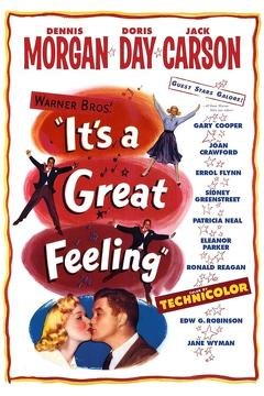 Best Music Movies of 1949 : It's a Great Feeling
