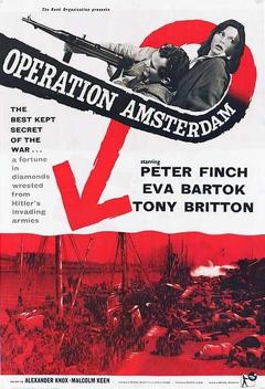 Best History Movies of 1959 : Operation Amsterdam