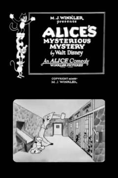Best Animation Movies of 1926 : Alice's Mysterious Mystery