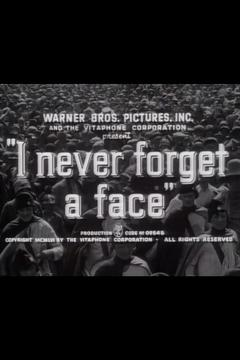 Best History Movies of 1956 : I Never Forget a Face