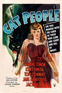 Best Thriller Movies of 1942 : Cat People