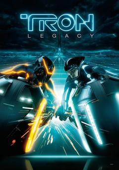 Best Action Movies of 2010 : TRON: Legacy