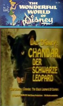 Best Adventure Movies of 1972 : Chandar, the Black Leopard of Ceylon