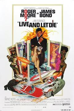 Best Thriller Movies of 1973 : Live and Let Die
