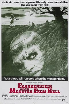 Best Science Fiction Movies of 1974 : Frankenstein and the Monster from Hell