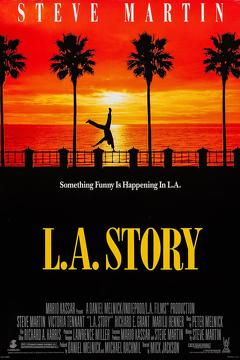 Best Romance Movies of 1991 : L.A. Story