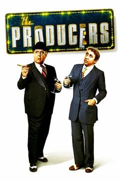 Best Comedy Movies of 1967 : The Producers