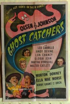 Best Music Movies of 1944 : Ghost Catchers