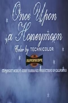 Best Fantasy Movies of 1956 : Once Upon a Honeymoon