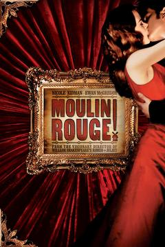 Best Drama Movies of 2001 : Moulin Rouge!
