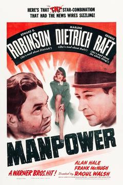 Best Crime Movies of 1941 : Manpower