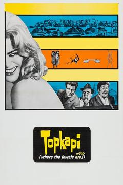 Best Adventure Movies of 1964 : Topkapi