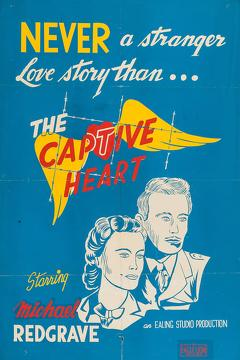 Best War Movies of 1946 : The Captive Heart