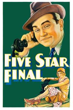 Best Crime Movies of 1931 : Five Star Final