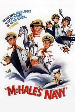 Best Comedy Movies of 1964 : McHale's Navy
