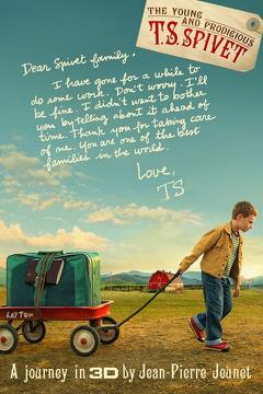 Best Family Movies of 2013 : The Young and Prodigious T.S. Spivet
