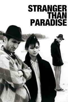 Best Comedy Movies of 1984 : Stranger Than Paradise