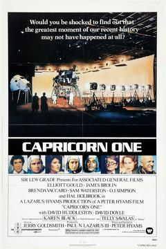 Best Thriller Movies of 1977 : Capricorn One