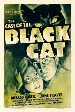 Best Mystery Movies of 1936 : The Case of the Black Cat
