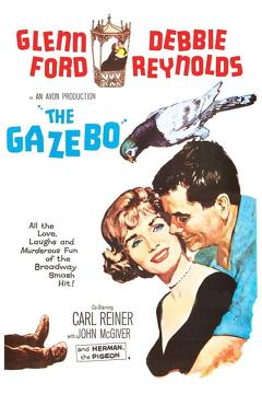 Best Comedy Movies of 1960 : The Gazebo