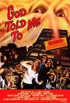 Best Horror Movies of 1976 : God Told Me To