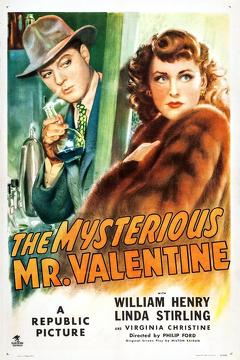 Best Crime Movies of 1946 : The Mysterious Mr. Valentine