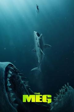 Best Horror Movies of 2018 : The Meg
