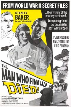 Best Thriller Movies of 1963 : The Man Who Finally Died