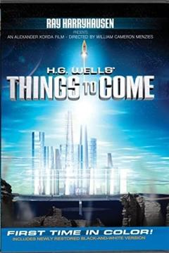Best Science Fiction Movies of 1936 : Things to Come