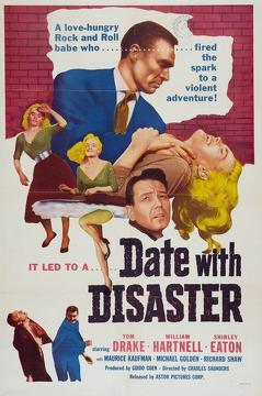Best Crime Movies of 1958 : Date with Disaster