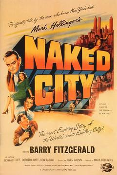 Best Drama Movies of 1948 : The Naked City