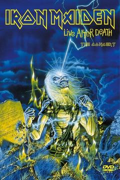Best Music Movies of 1985 : Iron Maiden: Live After Death