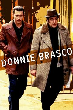 Best Thriller Movies of 1997 : Donnie Brasco