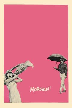 Best Fantasy Movies of 1966 : Morgan: A Suitable Case for Treatment