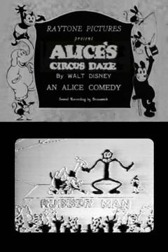 Best Animation Movies of 1927 : Alice's Circus Daze