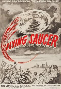 Best Science Fiction Movies of 1950 : The Flying Saucer