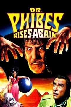 Best Comedy Movies of 1972 : Dr. Phibes Rises Again