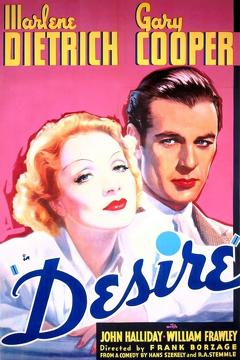 Best Crime Movies of 1936 : Desire