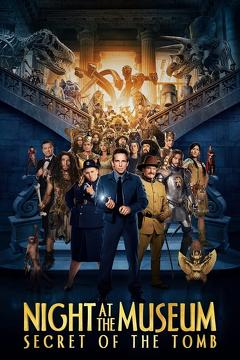 Best Fantasy Movies of 2014 : Night at the Museum: Secret of the Tomb