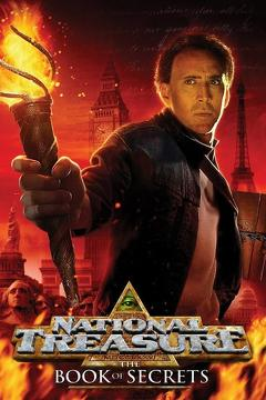 Best Mystery Movies of 2007 : National Treasure: Book of Secrets