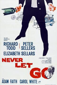 Best Thriller Movies of 1960 : Never Let Go