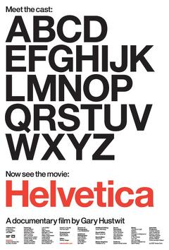 Best Documentary Movies of 2007 : Helvetica