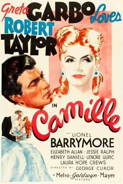 Best Drama Movies of 1936 : Camille