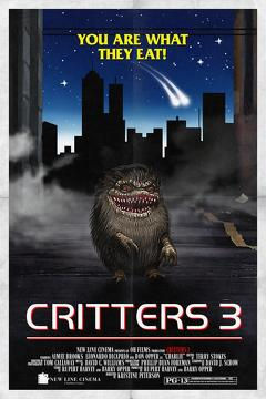 Best Science Fiction Movies of 1991 : Critters 3
