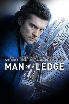 Best Crime Movies of 2012 : Man on a Ledge