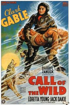 Best Adventure Movies of 1935 : Call of the Wild