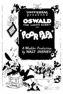 Best Animation Movies of 1928 : Poor Papa